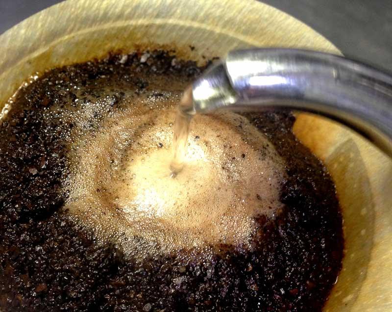 コーヒーの美味しいいれ方のコツ